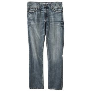 Mossimo Supply Co. Mens Slim Straight Fit Jeans 34x32