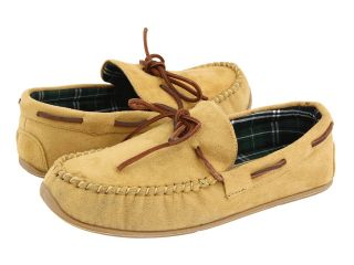 Deer Stags Fudd Mens Slippers (Tan)