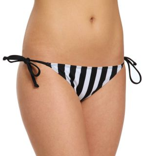 Hurley HU45304 Surfside Stripe Tie Side Swim Bottom