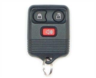 2011 Ford Econoline Keyless Entry Remote   Used