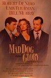 Mad Dog and Glory Movie Poster