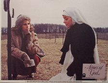 Agnes of God (Original Lobby Card   #5) Movie Poster