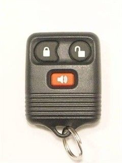 2001 Ford Windstar Keyless Entry Remote