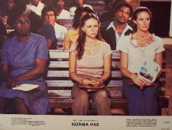 Norma Rae (Original Lobby Card   #5) Movie Poster