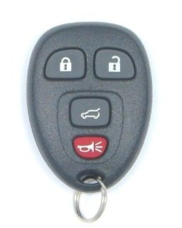 2010 GMC Yukon Keyless Entry Remote w/liftgate   Used