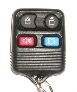 2009 Ford Crown Victoria Keyless Entry Remote
