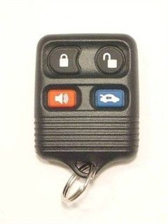 2001 Lincoln Town Car Keyless Entry Remote
