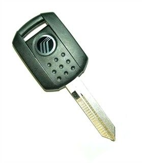 2001 Mercury Sable transponder key blank