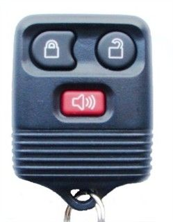 2009 Ford F 350 Keyless Entry Remote