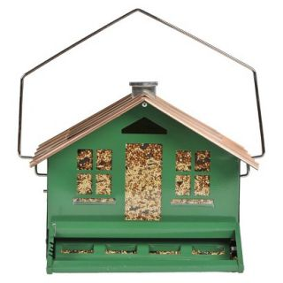 Perky Pet Squirrel Be Gone II Home Style Wild Bird Feeder