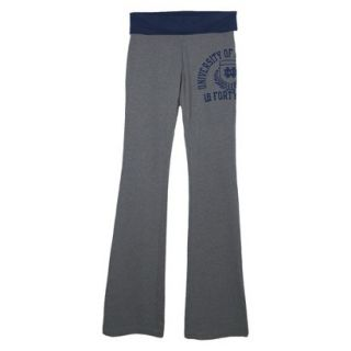 NCAA Womens Notre Dame Pants   Grey (M)