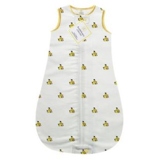 Swaddle Designs Angry Birds Baby zzZipMe Sack   Yellow Bird 3mo 6mo
