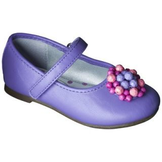 Toddler Girls Cover Girl Jaray Ballet Flats   Purple 10