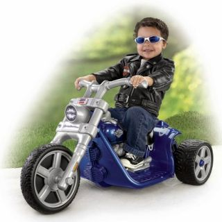 Fisher Price Power Wheels Harley Rocker