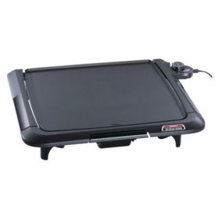 Presto TiltnDrain Cool Touch Griddle