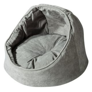 Aspen Willow Green Hooded Cat Bed   16