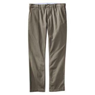 Mossimo Supply Co. Mens Slim Fit Chino Pants   Bitter Chocolate 38x32
