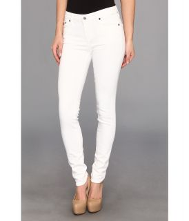 Big Star Alex Midrise Skinny Jean in White Womens Jeans (White)