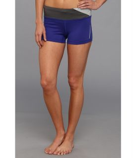 Nike Dri FIT Epic Run Boy Short Womens Shorts (Purple)