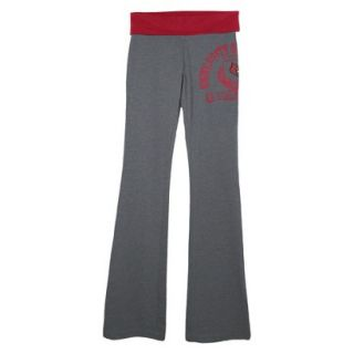 NCAA Womens Louisville Pants   Grey (XL)