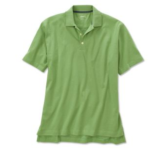 Mens Cotton Jersey Short sleeved Polo