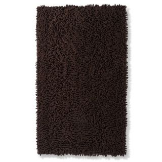 Mohawk Home Memory Foam Bath Rug   Bison Brown