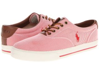 Polo Ralph Lauren Vaughn Mens Lace up casual Shoes (Pink)
