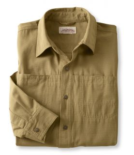 Mens Katahdin Iron Works Woven Shirt, Traditional Fit