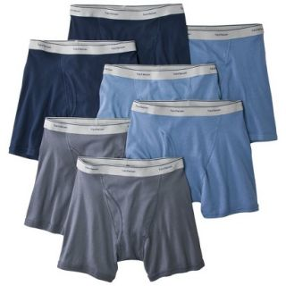 Fruit of the Loom Men 7pack Boxer Brief   Assorted Colors XL