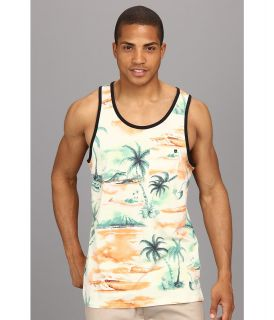 Rip Curl Yacht Club Tank Mens Sleeveless (Orange)