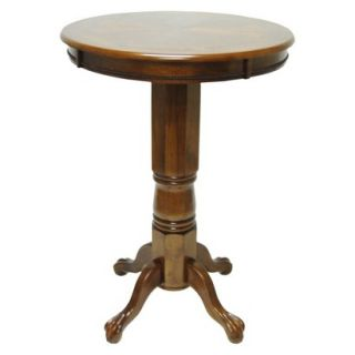 Pub Table Boraam Industries Florence Pub Table   Brown (Walnut)