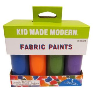 Kid Made Modern 8ct Fabric Paints