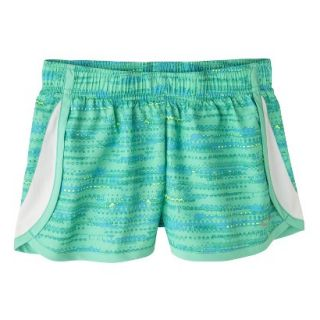 C9 by Champion Girls Woven Running Short   Costume Blue XS