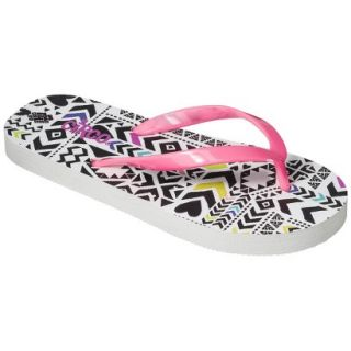 Girls Circo Hester Flip Flop Sandals   Pink XL