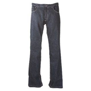 Grindz Mens Padded Denim Slim Fit  Black   32