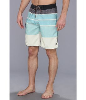 Rip Curl Pittsburg Scallop Mens Swimwear (Blue)