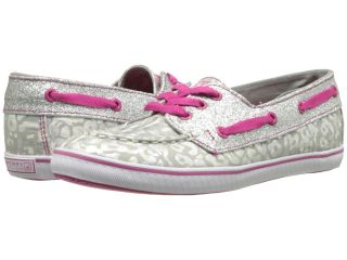 Sperry Top Sider Kids Cruiser Girls Shoes (Gray)