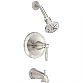 Danze Eastham Trim Only Single Handle Tub & Shower Faucet   Brushed Nickel