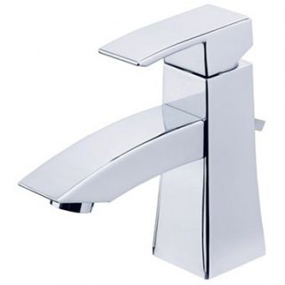 Danze Logan Square Single Handle Lavatory Faucet   Chrome