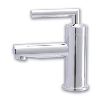 Madrid 1 Single Hole Bathroom Faucet   Chrome