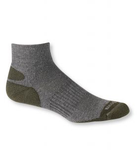 Mens All Sport Socks, Lightweight Quarter Crew