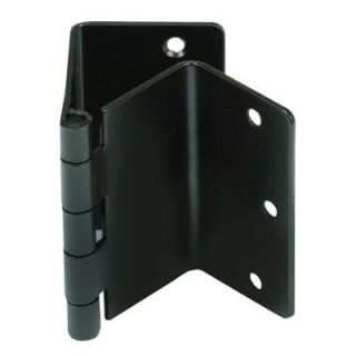 HealthSmart Black Expandable Door Hinge Pair 640 2006 1000