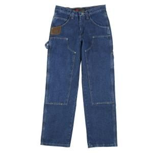 Wrangler Relaxed Fit 31 in. x 34 in. Mens Utility Jean 3W030AI