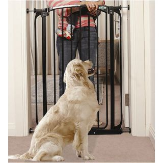 Bindaboo Extra Tall Swing Closed Pet Gate Dogs