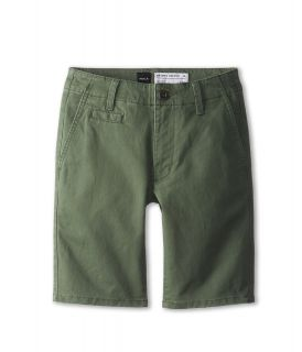 RVCA Kids Sayo Short Boys Shorts (Green)