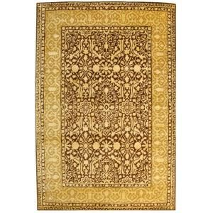 Safavieh Silk Road Brown and Ivory 6 ft. x 9 ft. Area Rug SKR213F 6