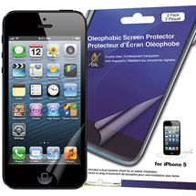 Green Onion Supply Crystal Oleophobic Screen Protector for iPhone 5/5s Accessories