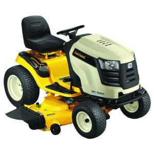 Cub Cadet GT1054 54 in. 27 HP V Twin Hydrostatic Drive Front Engine Garden Tractor GT1054