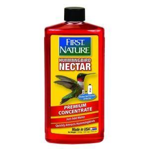 First Nature 16 oz. Red Hummingbird Nectar 993050 306