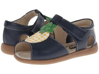 See Kai Run Kids Nuli Girls Shoes (Navy)